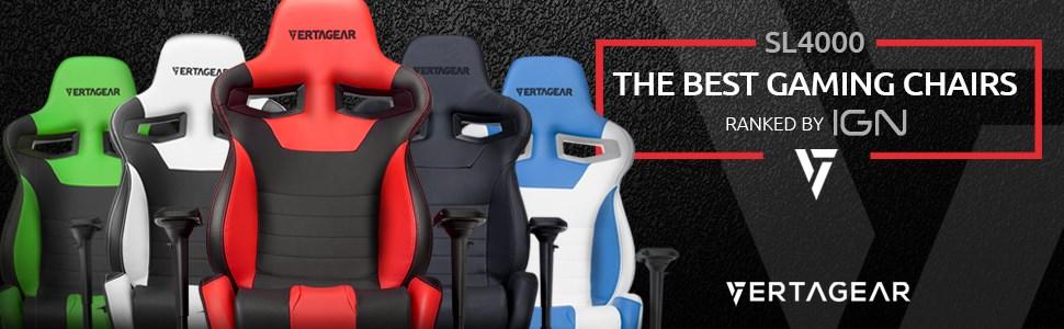 Компьютерное кресло Vertagear S-Line 4000