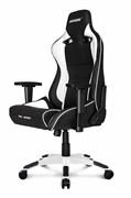 Игровое Кресло AKRacing PRO-X (CPX11-WHITE) black/white