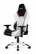 Игровое Кресло AKRacing ARCTICA (K700T_WT) white/black