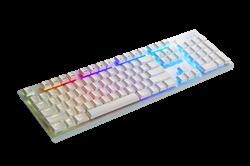Игровая клавиатура Tesoro GRAM spectrum White