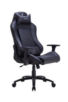 Кресло компьютерное TESORO Zone Evolution F730 Black