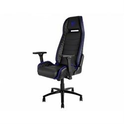 Игровое кресло ThunderX3 TGC40 сине-черное