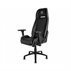 Игровое кресло ThunderX3 TGC40 черно-белое