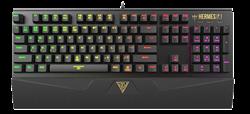 Игровая клавиатура Gamdias HERMES P1 (black)