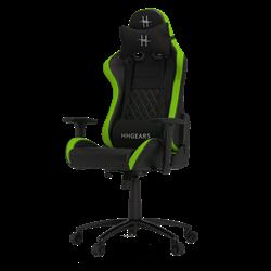 Игровое кресло HHGears XL500 (Black/Green)