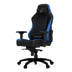 Игровое кресло HHGears XL800 (Black/Blue)