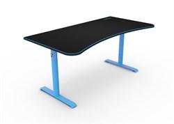 Стол для компьютера Arozzi Arena Gaming Desk - Blue - фото 12841