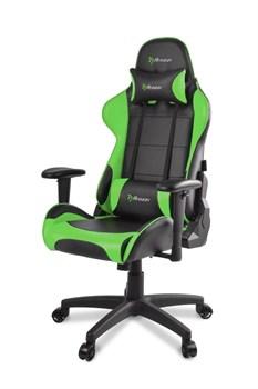 Компьютерное кресло (для геймеров) Arozzi Verona - Green - фото 12860