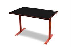 Стол для компьютера Arozzi Arena Leggero Gaming Desk - Red - фото 12881