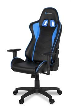 компьютерное кресло(для геймеров) Arozzi Mezzo V2 Blue - фото 12884