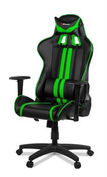 Компьютерное кресло (для геймеров) Arozzi Mezzo Green