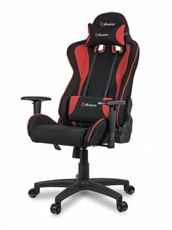 Компьютерное кресло (для геймеров) Arozzi Mezzo V2 - Fabric - Red