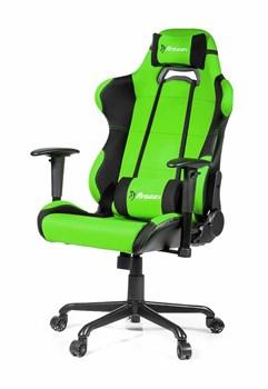 Компьютерное кресло (для геймеров) Arozzi Torretta XL-Fabric Green