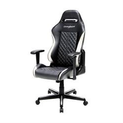 Компьютерное кресло DXRacer OH/DH73/NW Черный, белый