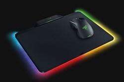 Игровой комплект Razer Mamba + Firefly Hyperflux Bundle, мышь+коврик - фото 13776