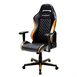 Компьютерное кресло DXRacer OH/DH73/NO Черный, Оранжевый