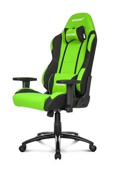 Игровое Кресло AKRacing PRIME (AK-K7018-BG) black/green