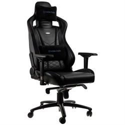 Игровое Кресло Noblechairs EPIC (NBL-PU-BLU-002) PU Leather / black/blue