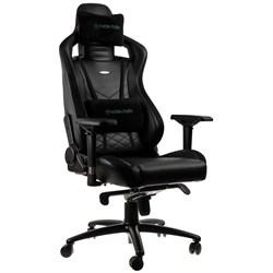 Игровое Кресло Noblechairs EPIC (NBL-PU-GRN-002) PU Leather / black/green