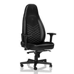 Игровое Кресло Noblechairs ICON (NBL-ICN-PU-BPW) PU Leather / platinum white