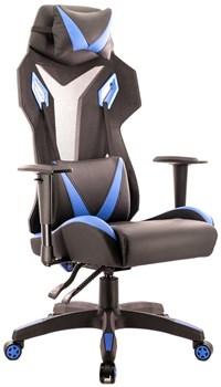 Игровое кресло INFINITY X1 PU Синий