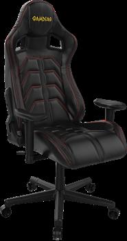 Кресло компьютерное GAMDIAS ULISSES MF1 Black-Red