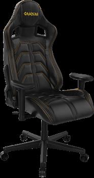 Кресло компьютерное GAMDIAS ULISSES MF1 Black-Yellow - фото 14974