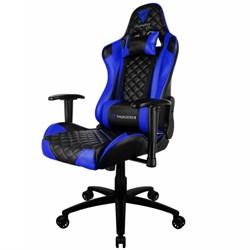 Кресло компьютерное ThunderX3 TGC12 Black-Blue - фото 15440
