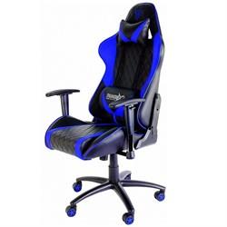 Кресло компьютерное ThunderX3 TGC15 Black-Blue - фото 15468
