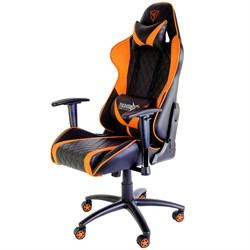 Кресло компьютерное ThunderX3 TGC15 Black-Orange - фото 15470