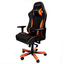 Компьютерное кресло DXRacer OH/KS57/NO Черный, оранжевый - фото 15557