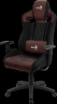 Игровое Кресло Aerocool EARL Burgundy Red - фото 15656