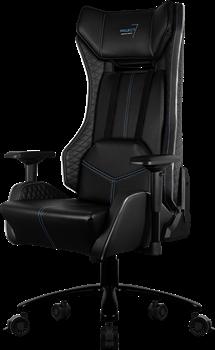 Игровое Кресло Aerocool P7-GC1 AIR RGB black с подсветкой - фото 15676