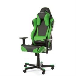 Компьютерное кресло DXRacer OH/RB1/NE Черный, зеленый - фото 15757