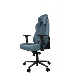 Компьютерное кресло (для геймеров) Arozzi Vernazza Soft Fabric - Blue - фото 15796