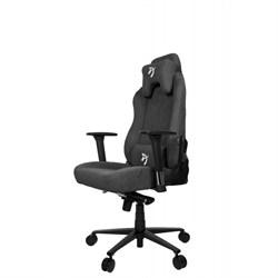 Компьютерное кресло (для геймеров) Arozzi Vernazza Soft Fabric - Dark Grey - фото 15810