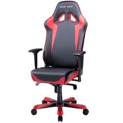 Компьютерное кресло DXRacer OH/SJ00/NR Черный, красный - фото 15861