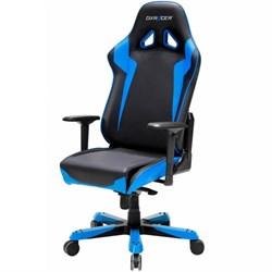 Компьютерное кресло DXRacer OH/SJ00/NB Черный, синий - фото 15867