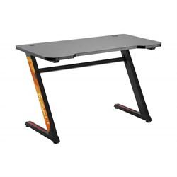 Стол для компьютера (для геймеров) LUMI GMD-02-Black - фото 15877
