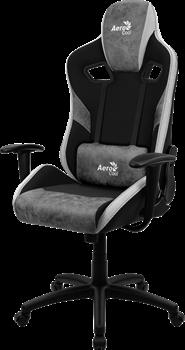 Игровое Кресло Aerocool COUNT Stone Grey - фото 15940