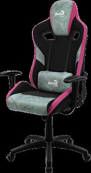 Игровое Кресло Aerocool COUNT Teal Green - фото 15958