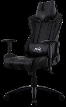 Игровое Кресло Aerocool AC120 AIR-B black - фото 15997