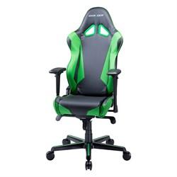 Компьютерное кресло DXRacer OH/RV001/NE Черный, зеленый - фото 16189