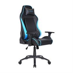 Кресло компьютерное TESORO Alphaeon S1 TS-F715 Black/Blue - фото 16203