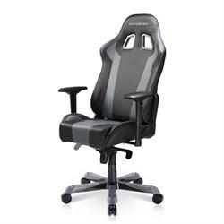 Компьютерное кресло DXRacer OH/KS06/NG Черный, серый - фото 16291
