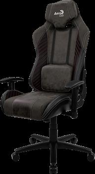 Игровое Кресло Aerocool BARON Iron Black - фото 16448