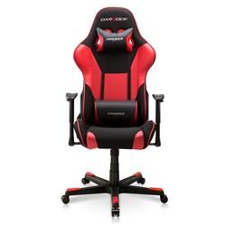 Компьютерное кресло DXRacer OH/FD101/NR Черный, красный, текстиль + экокожа - фото 16570