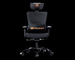 Кресло компьютерное игровое Cougar ARGO Black - фото 16660