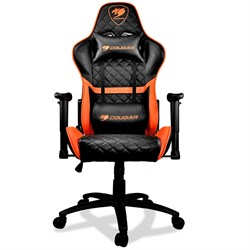 Кресло компьютерное игровое Cougar ARMOR One Black-Orange - фото 16873
