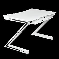 Компьютерный стол AKRacing Sierra Gaming Desk белый - фото 16906